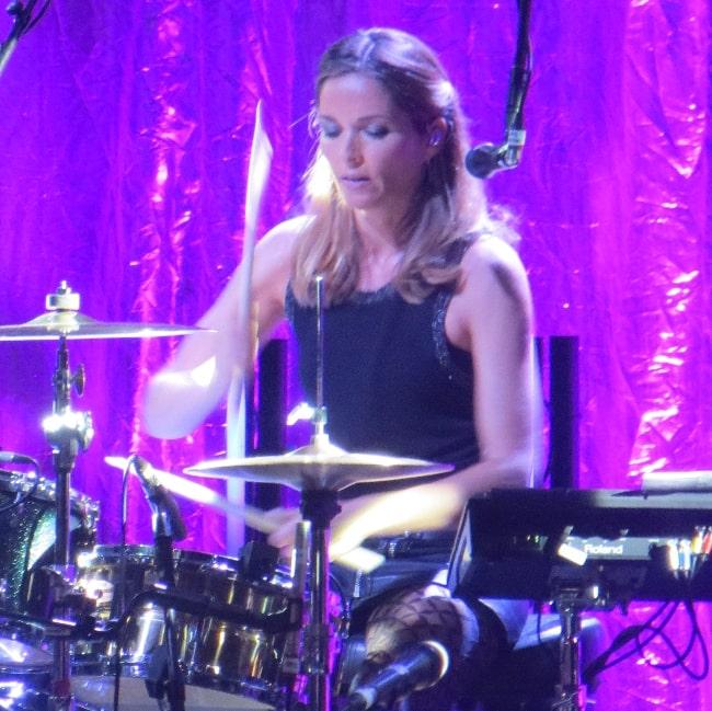 Caroline Corr in Vienna in June 2016