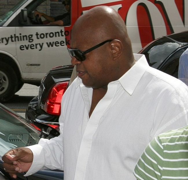 Charles S. Dutton pictured at the 2007 Toronto International Film Festival