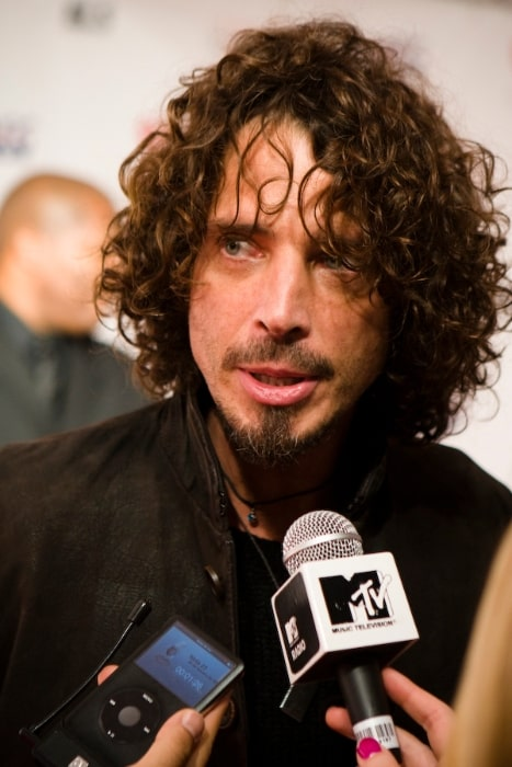 Chris Cornell as seen in February 2009