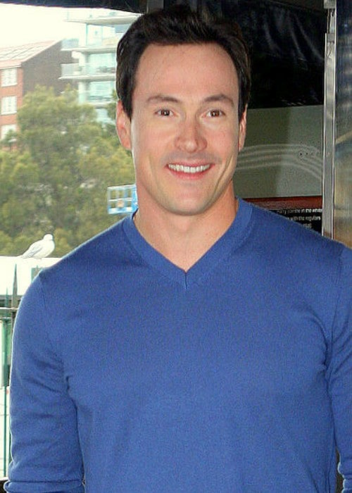 Chris Klein as seen in March 2012