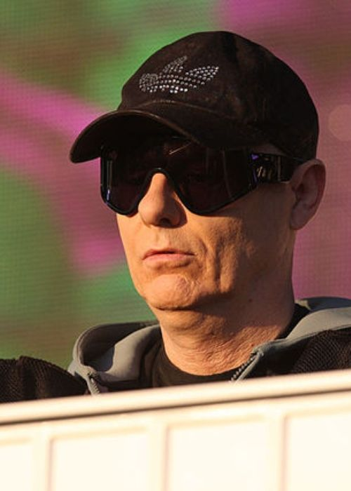 Chris Lowe as seen onstage at the Sydney Resolution Concert in 2011