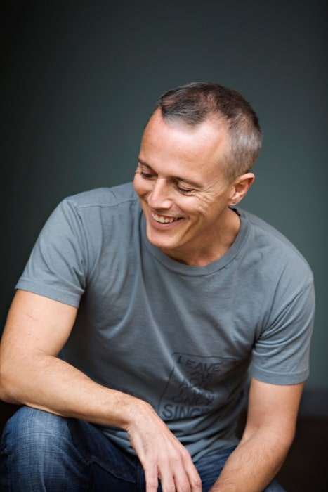 Curt Smith as seen in February 2008