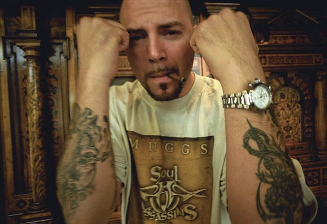 DJ Muggs as seen in 2000