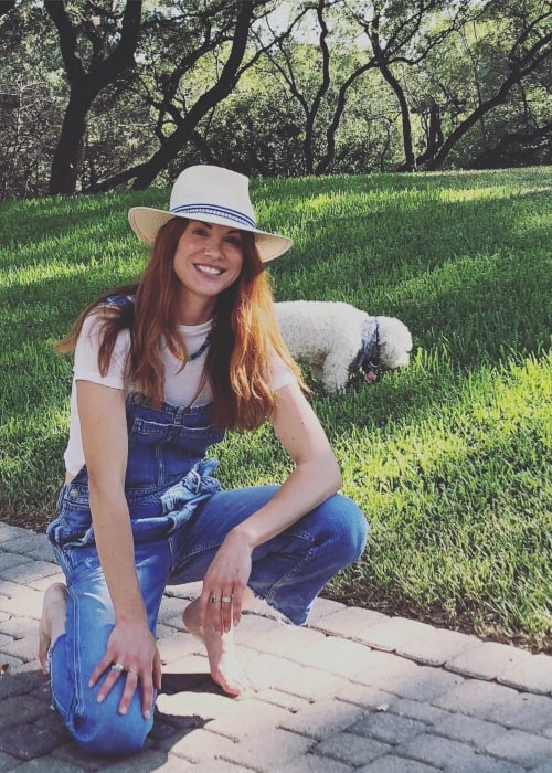 Danneel Ackles as seen in an Instagram Post in August 2018
