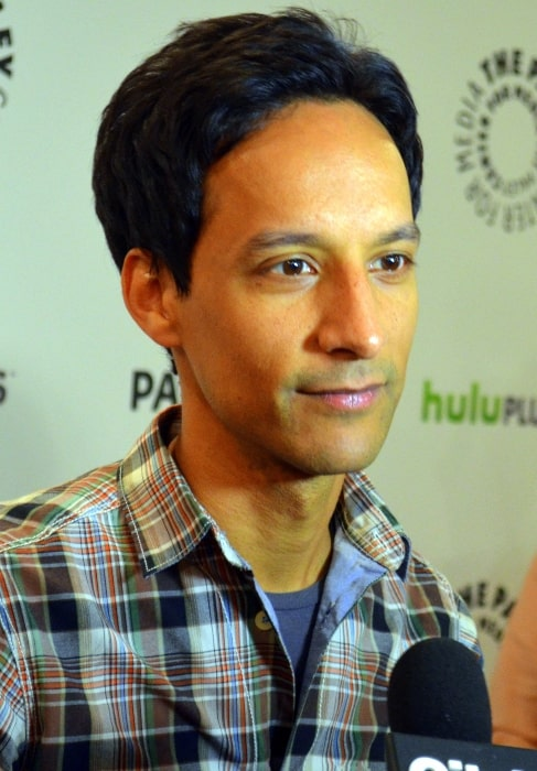Danny Pudi at the Paleyfest 2012