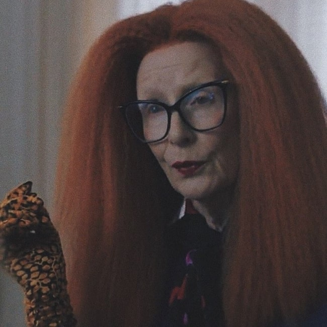 Frances Conroy in American Horror Story Apocalypse (2018)