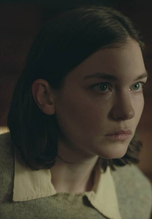 Hannah Gross in the film The Mountain (2018)