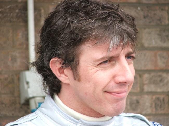 Jason Plato as seen at Donington Park during the 2005 British Touring Car Championship