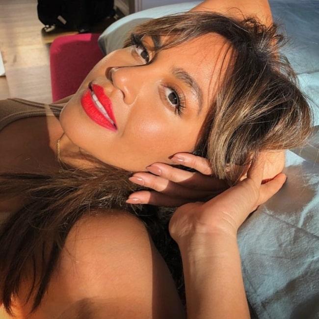 Jessica Mauboy in November 2019