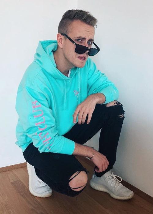 Julienco as seen in an Instagram Post in June 2018