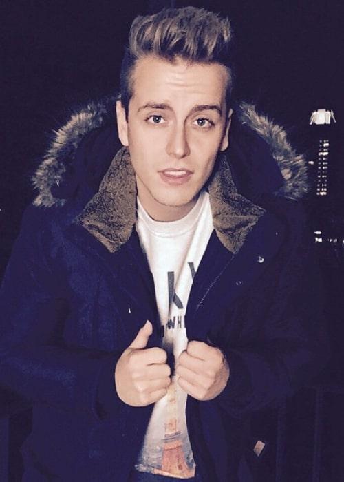 Julienco as seen in an Instagram Post in November 2014