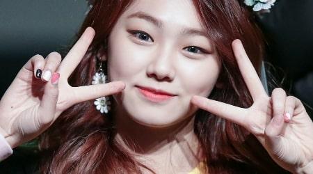 Kang Mi-na Height, Weight, Age, Body Statistics