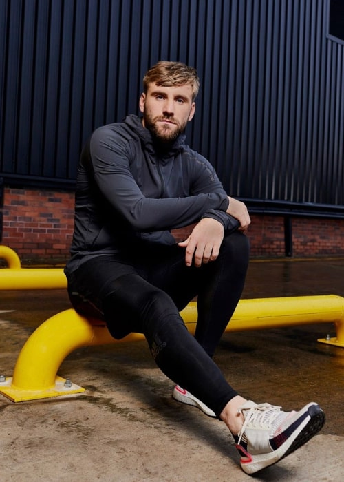Luke Shaw as seen in an Instagram Post in March 2019