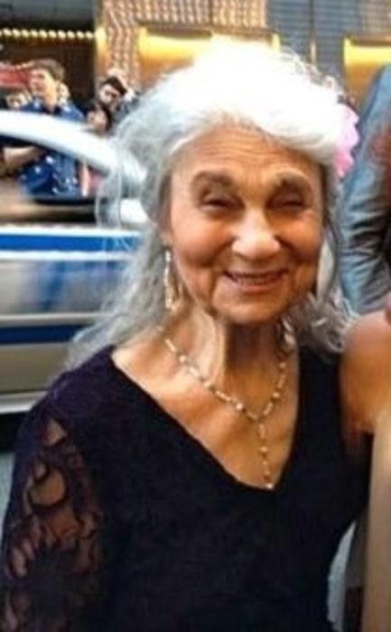 Lynn Cohen as seen in June 2014