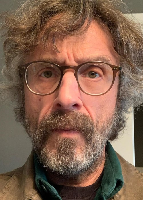 Marc Maron in an Instagram selfie from March 2020