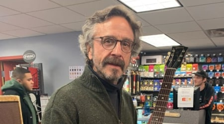 Marc Maron Height, Weight, Age, Body Statistics