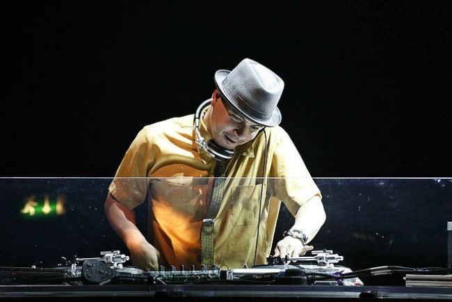 Mix Master Mike at Brixton Academy in September 2007