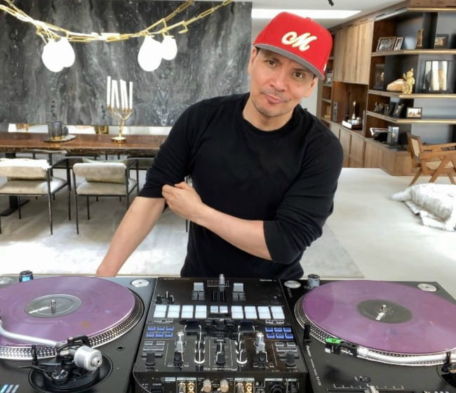 Mix Master Mike in an Instagram post in May 2020