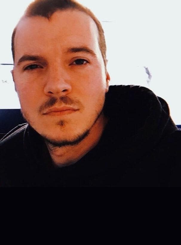 Nathan Keyes as seen in selfie that was taken in Hollywood, Los Angeles, California in May 2020