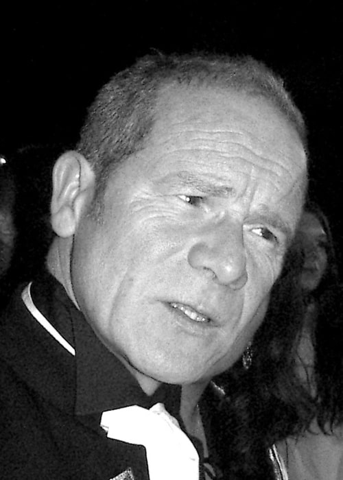 Peter Mullan as seen in a picture taken at the BAFTA Scotland in 2005