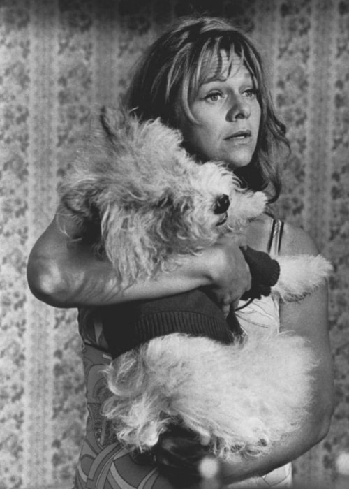 Photo of Estelle Parsons from an episode of Love, American Style which was taken in 1973
