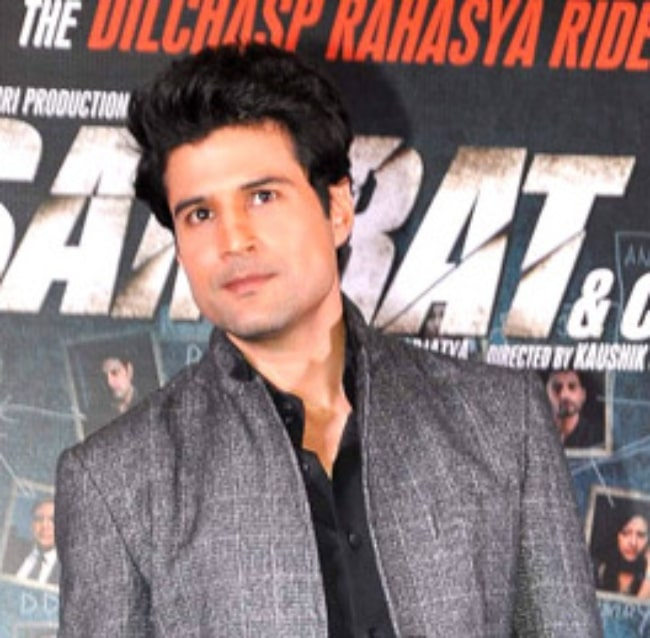 Rajeev Khandelwal as seen at the Audio launch of Samrat & Co. in July 2014