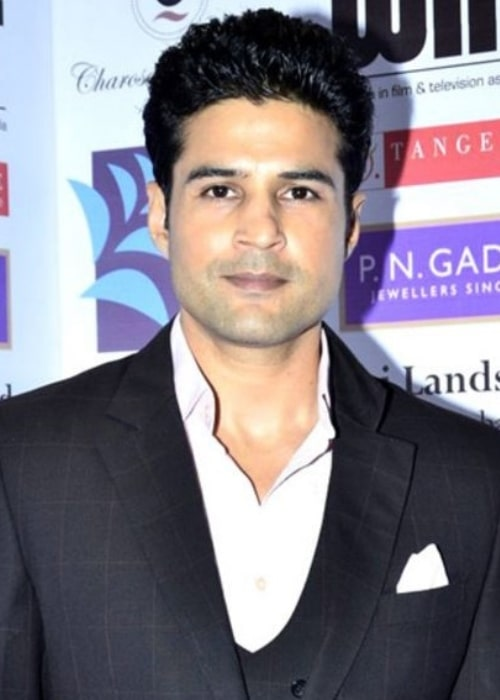 Rajeev Khandelwal pictured at the WIFT felicitation in February 2016