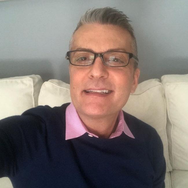 Randy Fenoli as seen in a selfie taken in July 2020