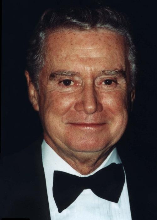 Regis Philbin as seen in 2000