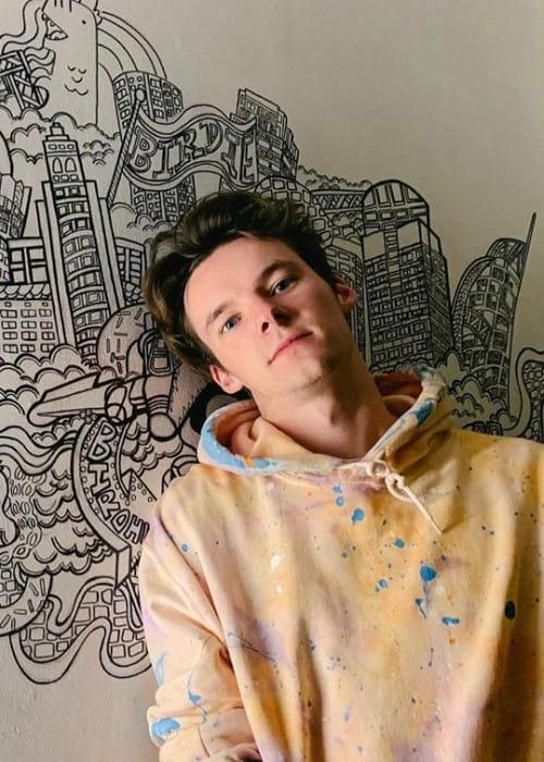 Ryan Prunty as seen in March 2020