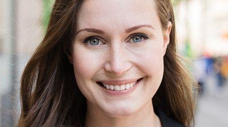 Sanna Marin Height, Weight, Age, Body Statistics