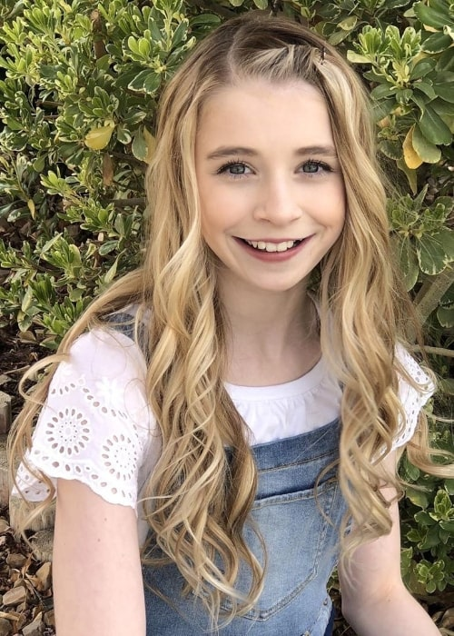 Savannah Kristich as seen in June 2020