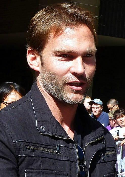 Seann William Scott at the Toronto International Film Festival in September 2011