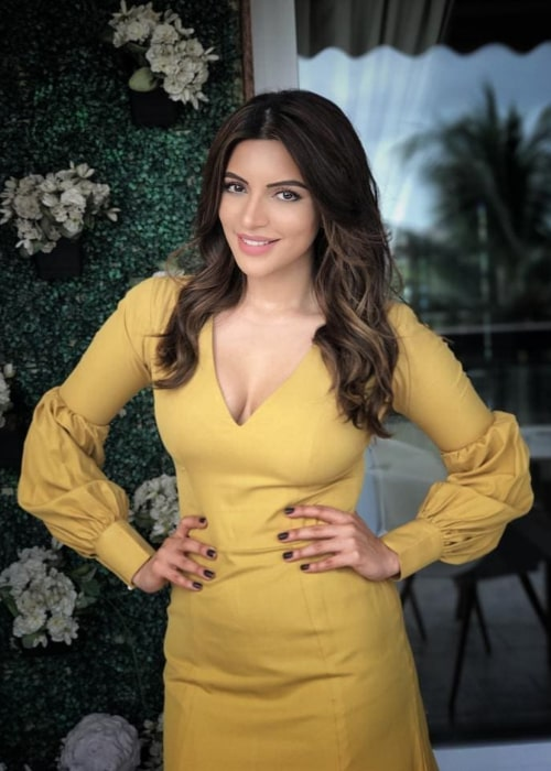 Shama Sikander as seen in an Instagram Post in June 2020