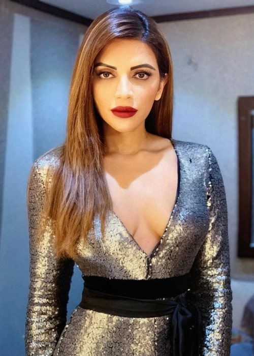 Shama Sikander as seen in an Instagram Post in November 2019