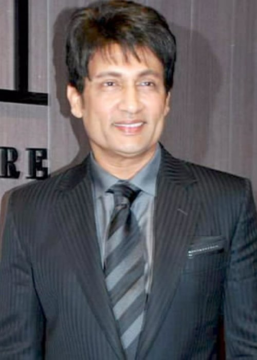 Shekhar Suman as seen at the launch of MM Men store in December 2010