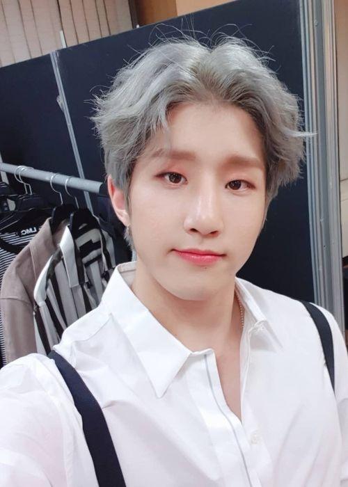 South Korean singer and songwriter JinJin
