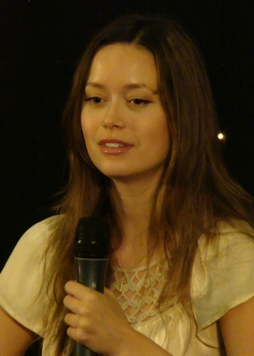 Summer Glau as seen in a picture taken on April 25, 2009