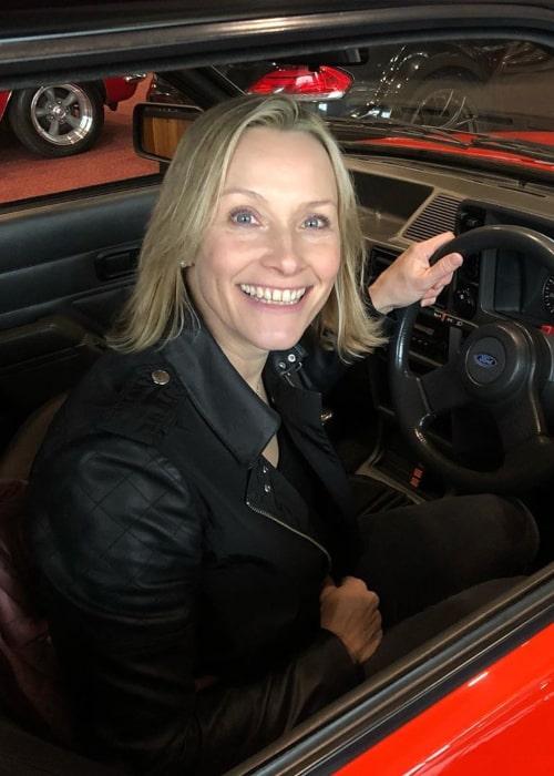 Vicki Butler-Henderson as seen in an Instagram Post in March 2020