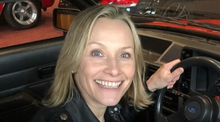 Vicki Butler-Henderson Height, Weight, Age, Body Statistics