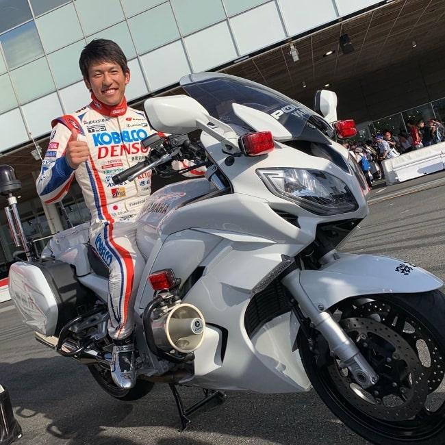 Yuichi Nakayama as seen in August 2019