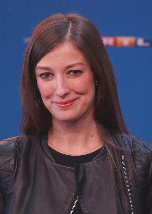 Alexandra Maria Lara as seen in November 2016