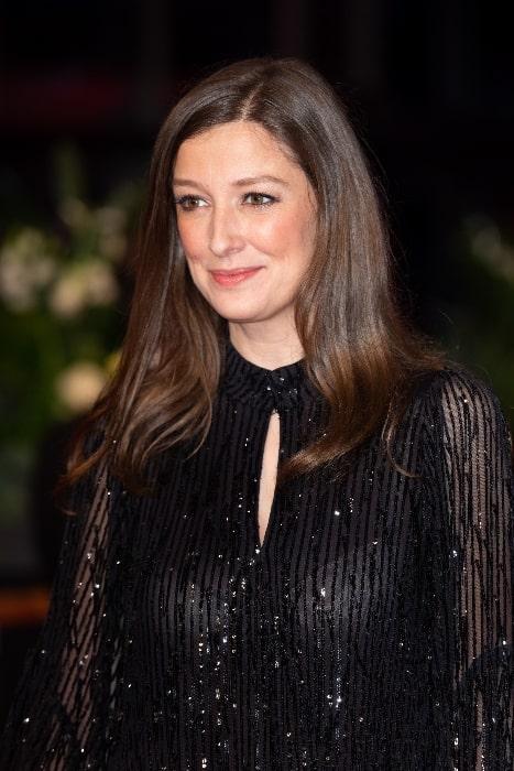 Alexandra Maria Lara pictured at Berlinale 2020