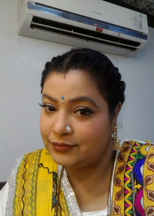 Ambika Ranjankar as seen in a selfie that was taken in October 2016