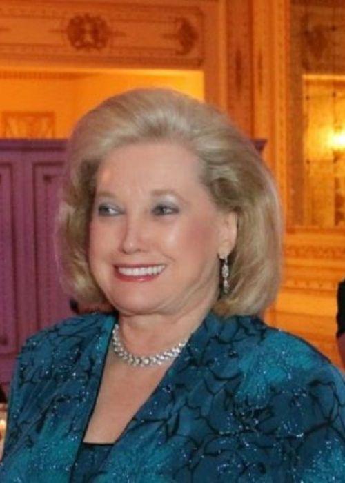 American media personality Elizabeth Trump Grau