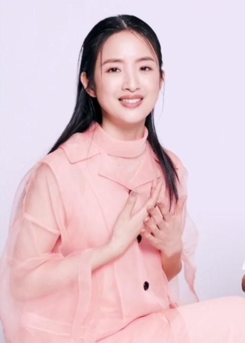Ariel Lin as seen in a picture that was taken in February 11, 2020