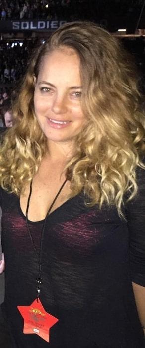 Bijou Phillips as seen in June 2017