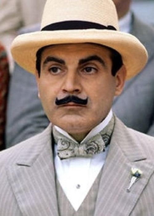 David Suchet in the past