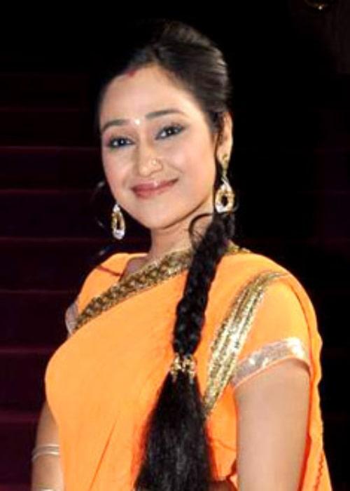 Disha Vakani at SAB Ke Anokhe Awards in August 2013