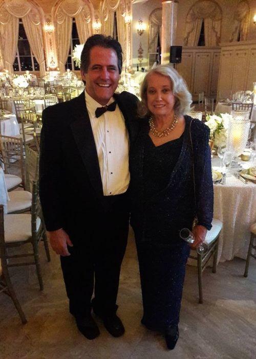 Elizabeth Trump Grau as seen posing for a picture